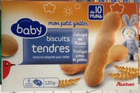 Biscuits tendres - Product