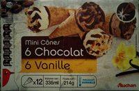 Mini Cône Chocolat - Product