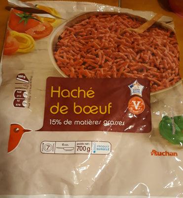 Viande hachée de boeuf - Produit - fr