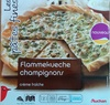 Flammenkueche champignons - Product