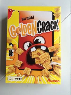 Golden Crack au miel - 1