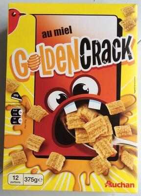 Golden Crack au miel - Produit