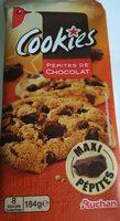 Granola Cookies Gros Éclats de Chocolat - Product
