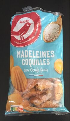 MADELEINES COQUILLES - Produit - fr