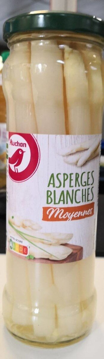 Asperges blanches moyennes - Product