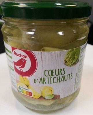Coeurs d'artichauts - Produkt - fr