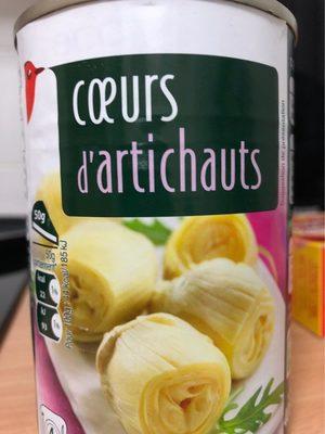 Cœur d'artichauts - Product