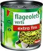Flageolets extra fins - Produit
