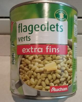 Flageolets verts extra-fins - Produit - fr