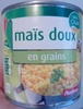 Maïs doux en grain - Product