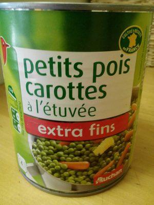 Petits pous carottes à l'étuvée - Product - fr