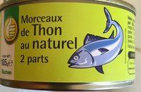Thon au Naturel - Product