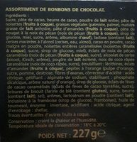 Place Vendôme - Ingredients