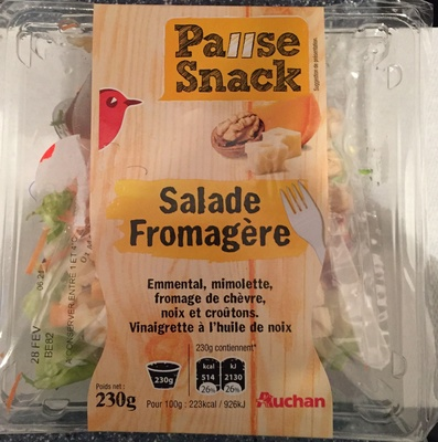 Pause snack Salade Fromagère - Product - fr