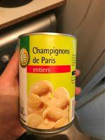 Champignons de Paris - Produit