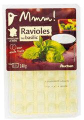 Ravioles au basilic - Produit - fr