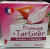 Fromage à Tartiner, Échalote & Ciboulette (23 % MG) - Produit