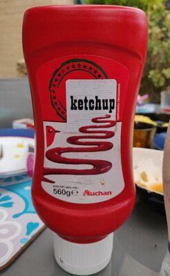 Ketchup 25% tomato - Valori nutrizionali - fr