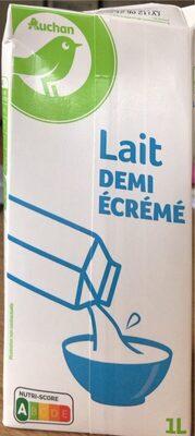 Lait demi-écrémé - Prodotto - fr