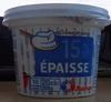 Crème légère épaisse - Product