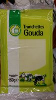 Tranchettes Gouda - Produit