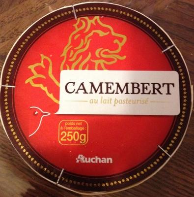 Camembert au lait pasteurisé 22 % MG - Product