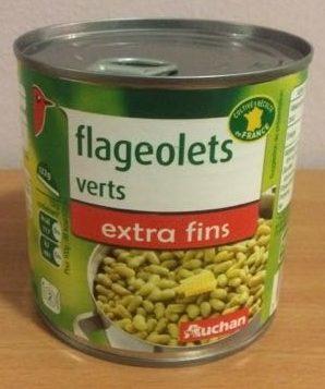 Flageolets Verts Extra Fins - Produit - fr