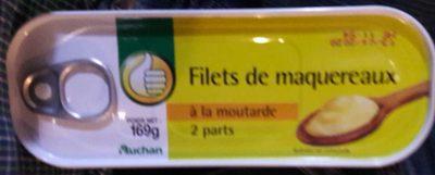 Filets de Maquereaux à la Moutarde - Product