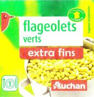 Flageolets Verts Extra Fins - Product - fr