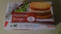 Potatoes Burger - Produit - fr