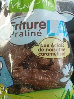 Friture praliné lait vendôme - Product