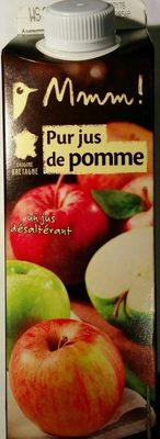 Pur jus de pomme - Product