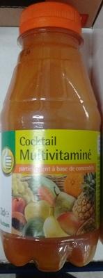 Cocktail Multivitaminé - Produit - fr