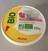 Mascarpone - Product - fr