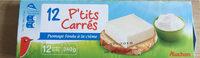 12 Petits Carrés - Produit - fr