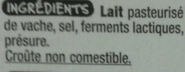 Gorgonzola - Ingrédients - fr