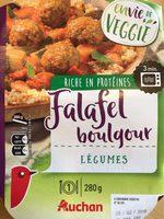 Envie de Veggie, Falafel Boulgour Légumes - Product