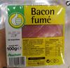 Bacon fumé - Produit