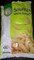 Soufflés Saveur Fromage - Product - fr