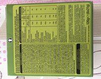 Crousty chocolat au lait noisettes - Ingredients