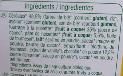 Jumblies - Ingrédients - fr