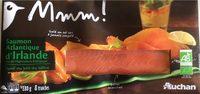 Saumon atlantique d'Irlande - Produit