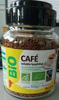 Café soluble lyophilisé - Produit