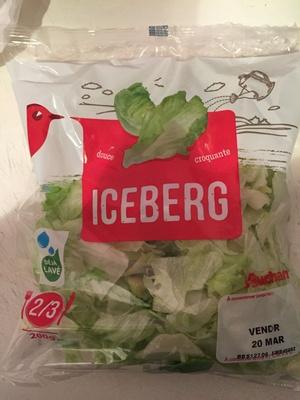Iceberg (2/3 portions) - Produit