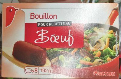 Bouillon pour Recette au Bœuf - Produit