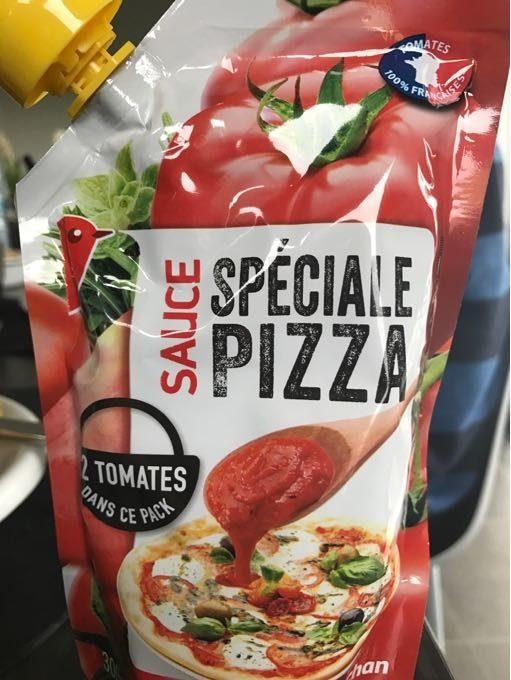 Sauce spéciale pizza - Product - en