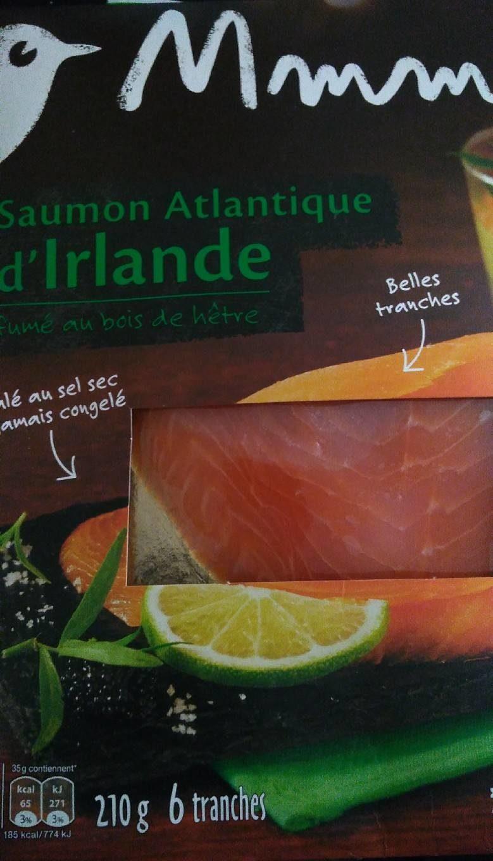 Saumon atlantique d'Irlande - Product