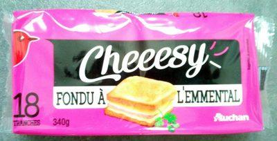 Cheeesy fondu à l'Emmental - Produit - fr