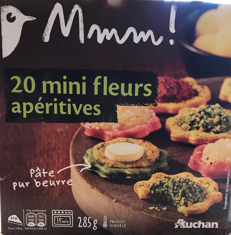 20 mini fleurs aperitives auchan - Auchan mini four ...