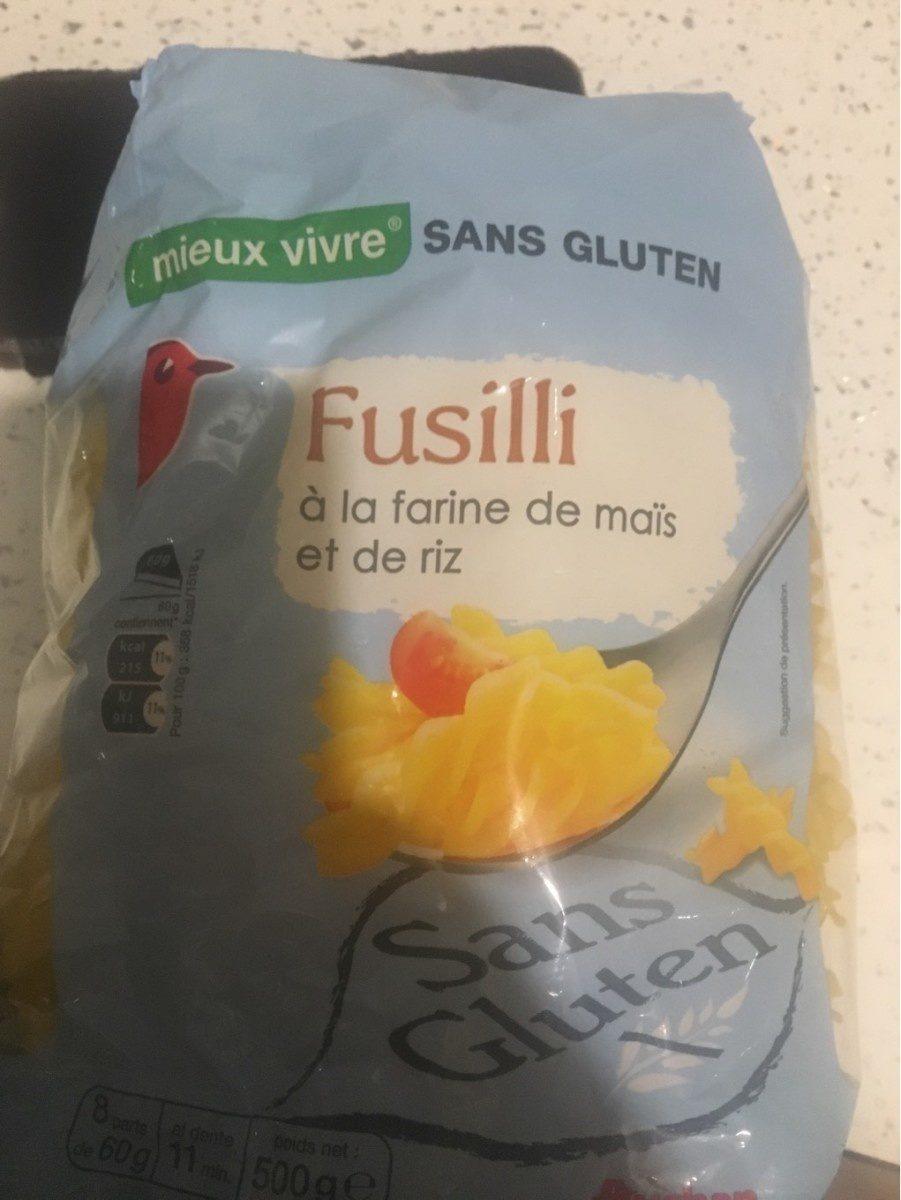 Fusilli - Produit - fr